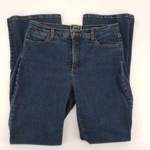 NYDJ XX Boot Cut Denim Jeans women's size 10